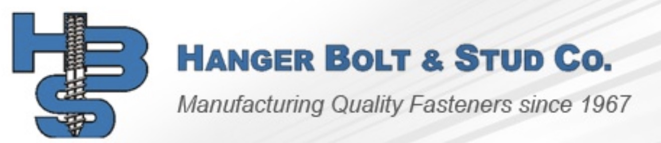 HANGER BOLT & STUD CO Hanger Bolt & Stud Manufacturers