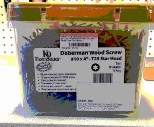 Wholesale Ceramic Deck Screws